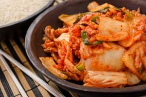 Kimchi from Korean Cuisine