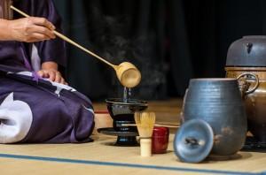 Traditional Yak tea or butter tea