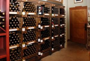 proper wine storage