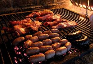 Argentinian barbecue Asado