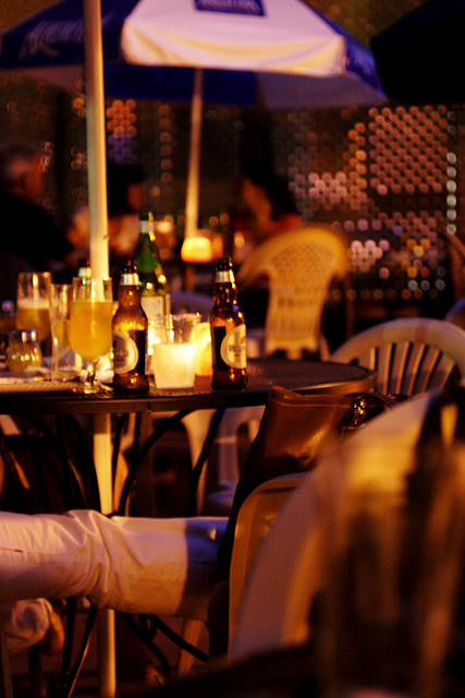dining under the stars at ayer s rock uluru delicious food wine